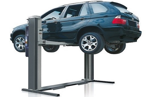 Space 2-Post Vehicle lifts now available at Straightset