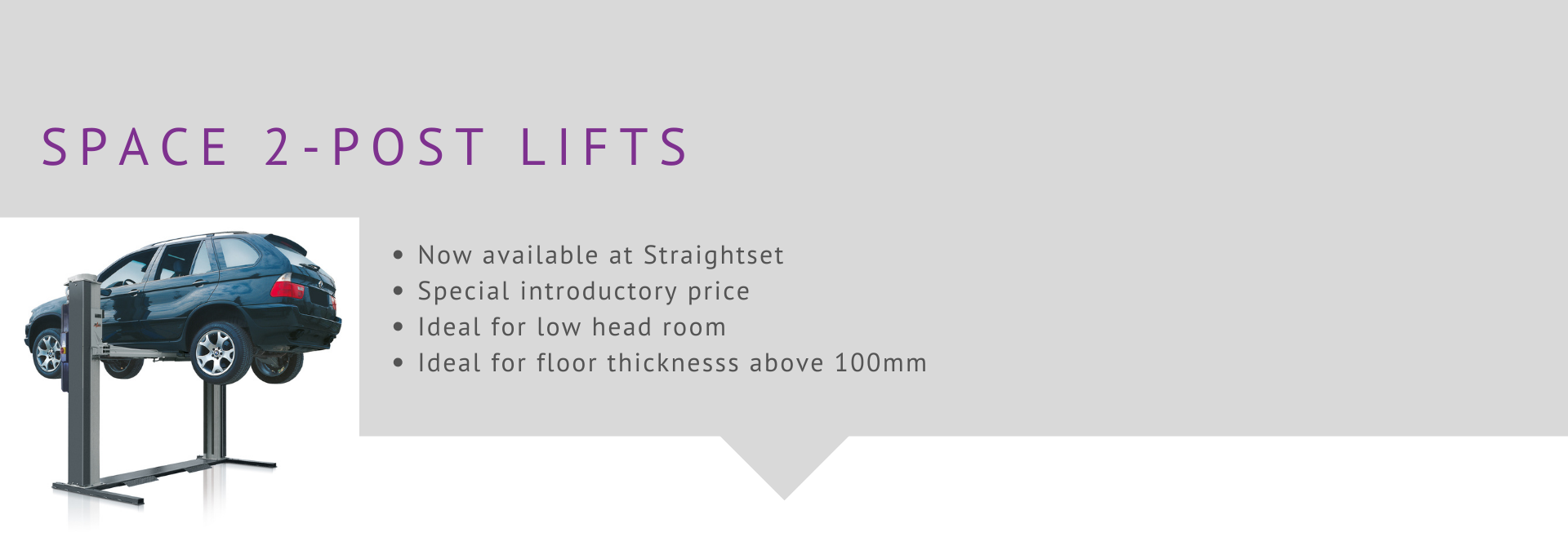 Space Lifts At Straightset