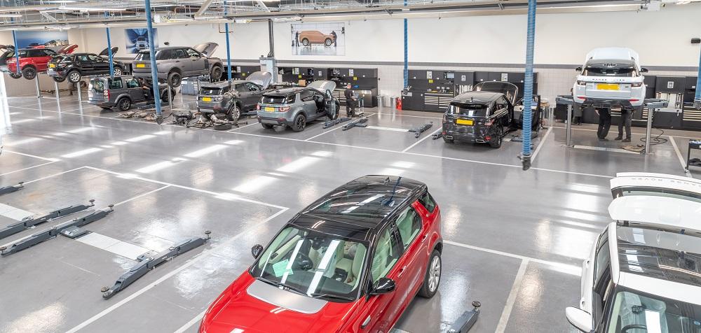 Rybrook Jaguar Land Rover Huddersfield