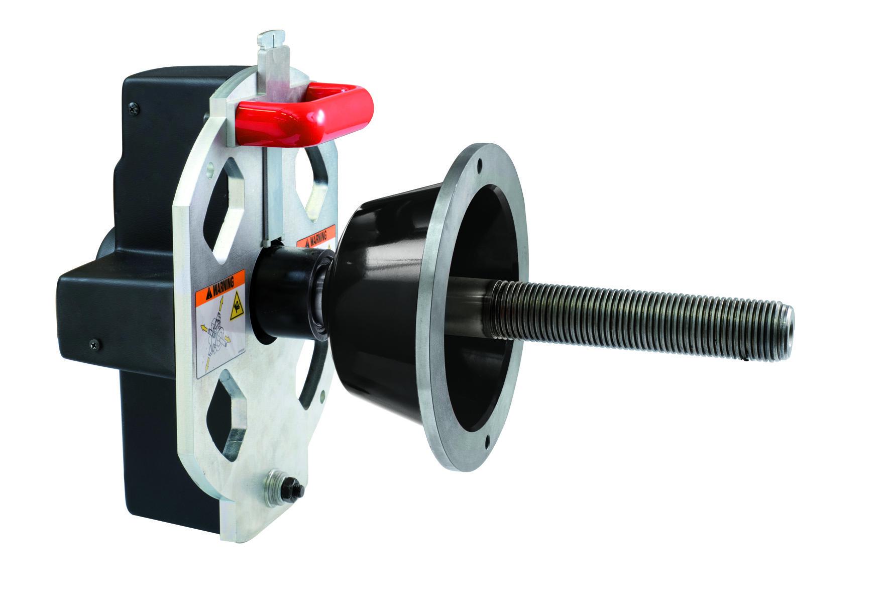 T500 truck wheel balancer