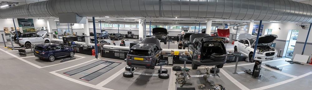 Jaguar Land Rover Chester