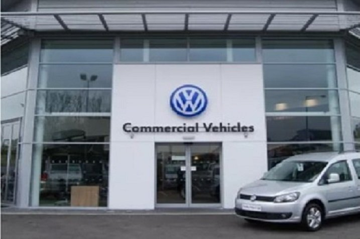 VW Commercials Speke case study