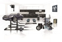 Comprehensive Garage Equipment Range